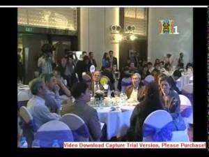 HANOI TV đưa tin về Hội Thảo Sản phẩm dinh dưỡng công thức