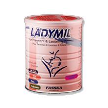 Ladymil vị dâu