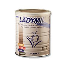 Ladymil vị Socola