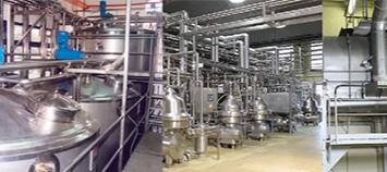 Quy trình sản xuất từ nguyên liệu đến lon sữa thành phẩm chỉ gói gọn trong 24h. Phương pháp ướt, sấy phun 1 lần khép kín là phương pháp sản xuất hiện đại nhất và mới chỉ được ứng dụng tại các tập đoàn sữa lâu năm của Châu Âu