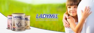 Ladymil là dòng sữa công thức sinh học cao cấp, nhập khẩu nguyên lon từ vương quốc Bỉ