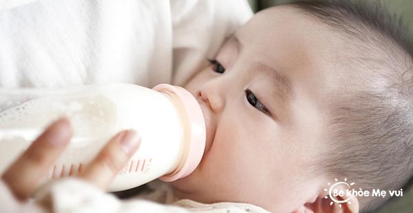 Chọn sữa cho trẻ biếng ăn như thế nào?