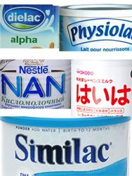 Tư vấn chọn sữa cho trẻ sơ sinh nhập ngoại