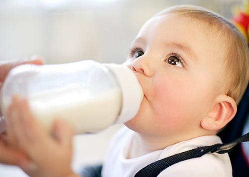 Phân chia khoa học các loại sữa cho trẻ sơ sinh
