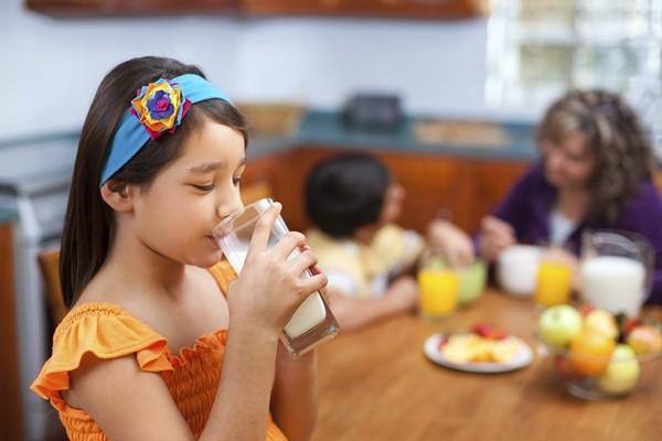 Tiêu chí chọn sữa của các bé