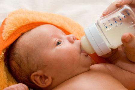 Cách bảo quản sữa bột đúng cách