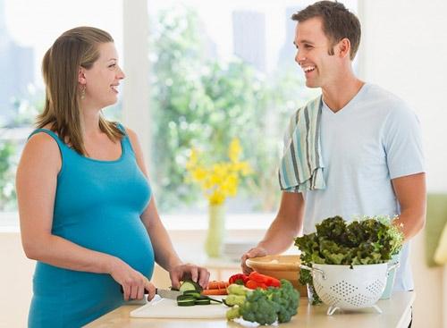Bữa sáng chuẩn dinh dưỡng cho mẹ bầu