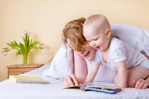 Xem ảnh gia đình giúp rèn luyện trí nhớ của bé