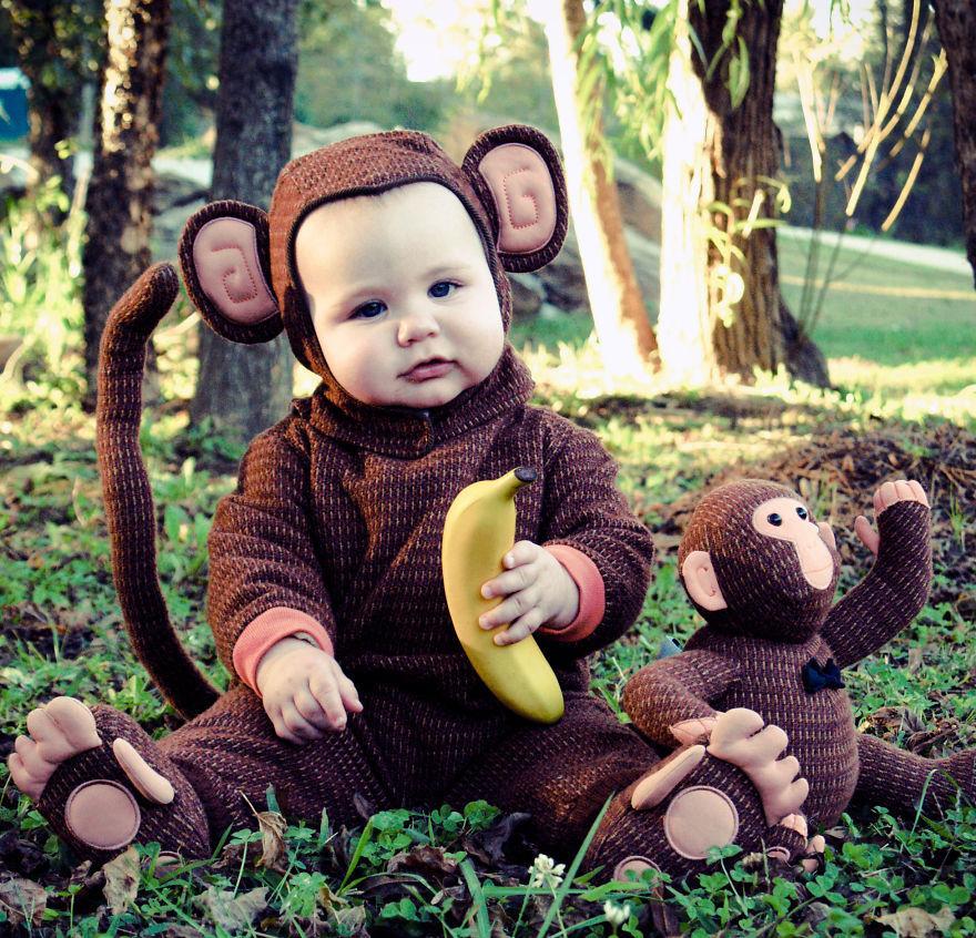 Bé sinh năm Khỉ 2016 sở hữu tính cách hoạt bát, lém lỉnh, thông minh, sáng tạo